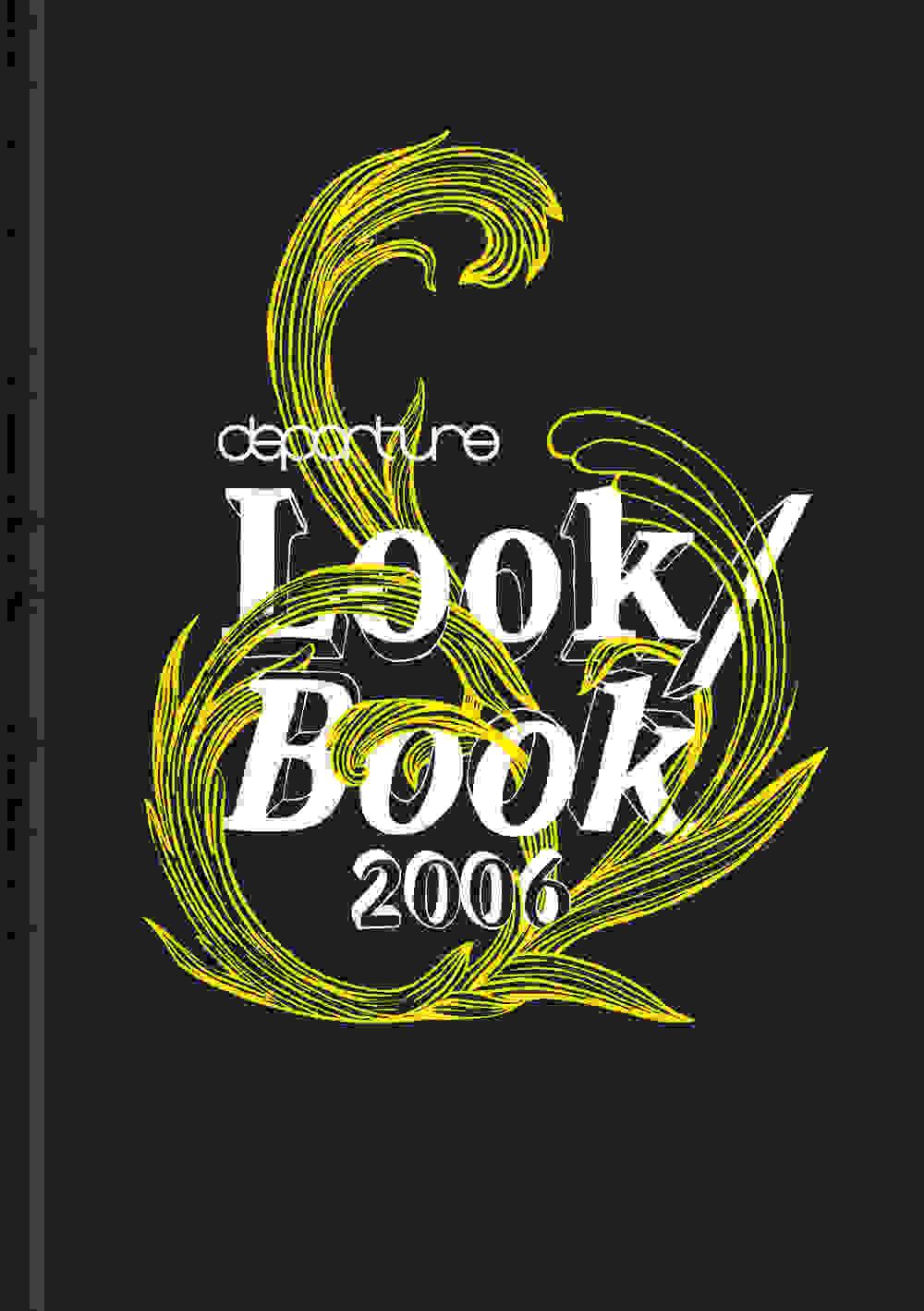 Departure Lookbook2006 Cover 00