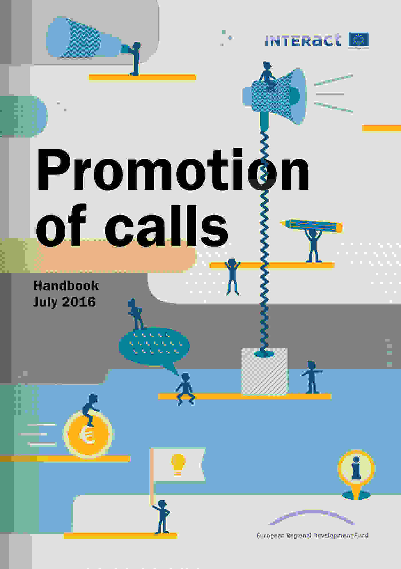 Interact Promotion Call softcover