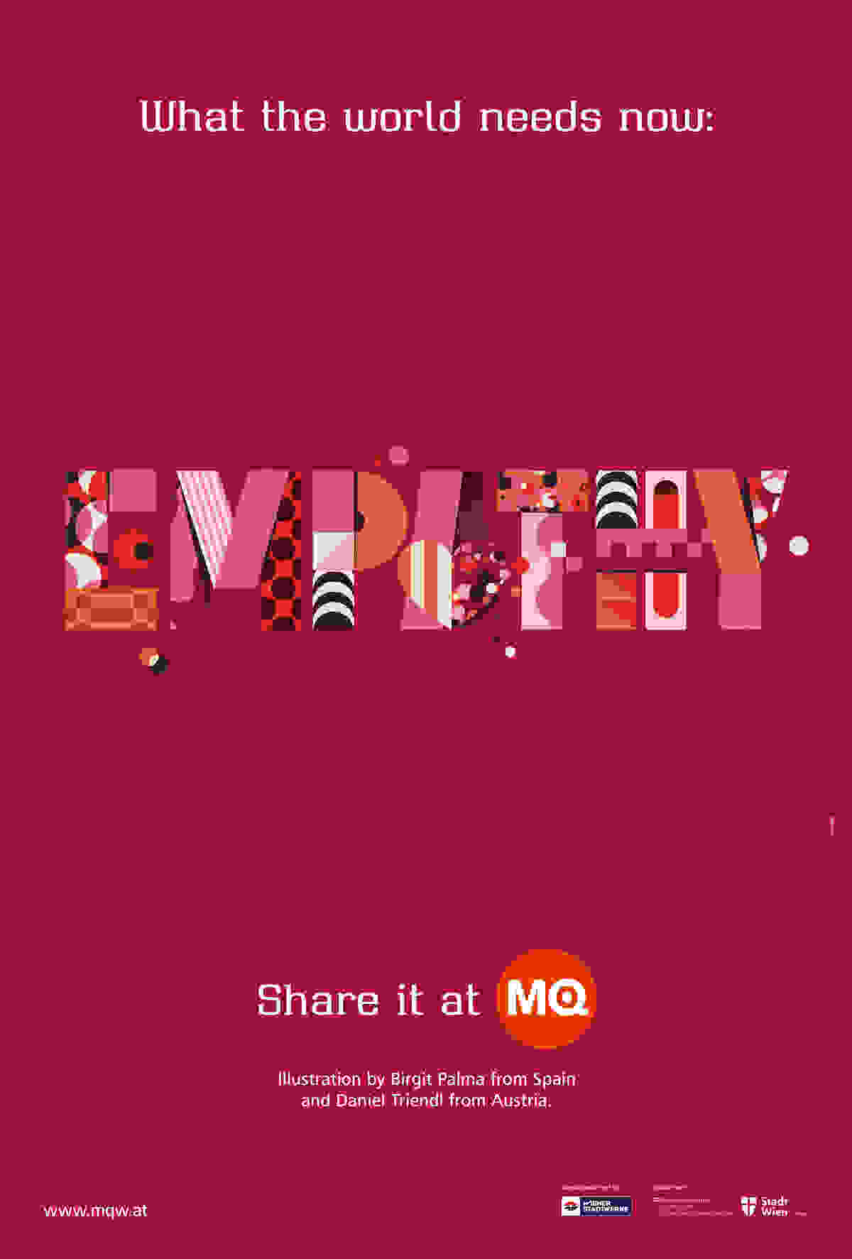 MQ WINTER 2020 OOH citylight EMPATHY 1200x1772px
