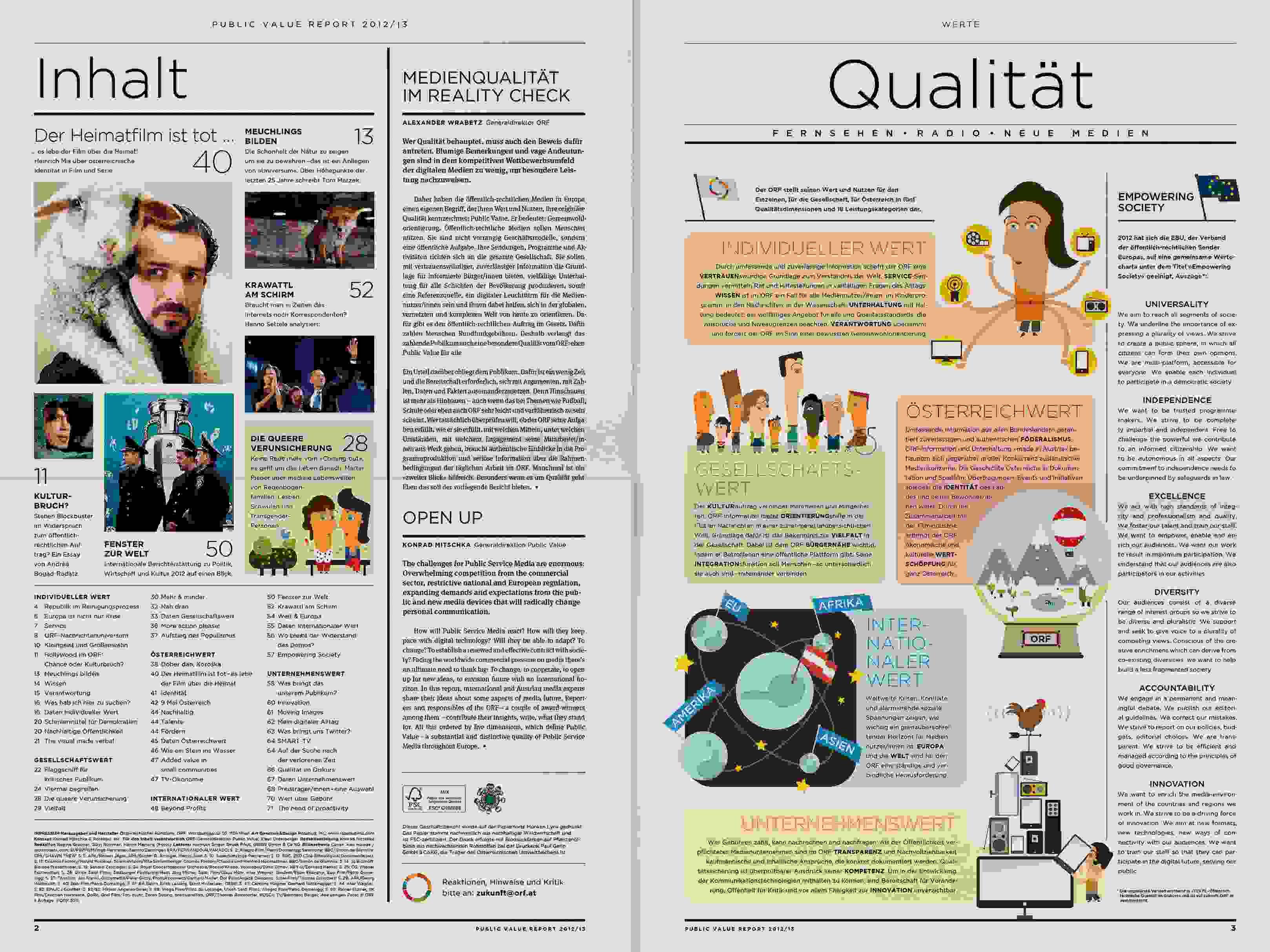 ORF PV 13 flat Dummy Zeitung Doppelseite 1