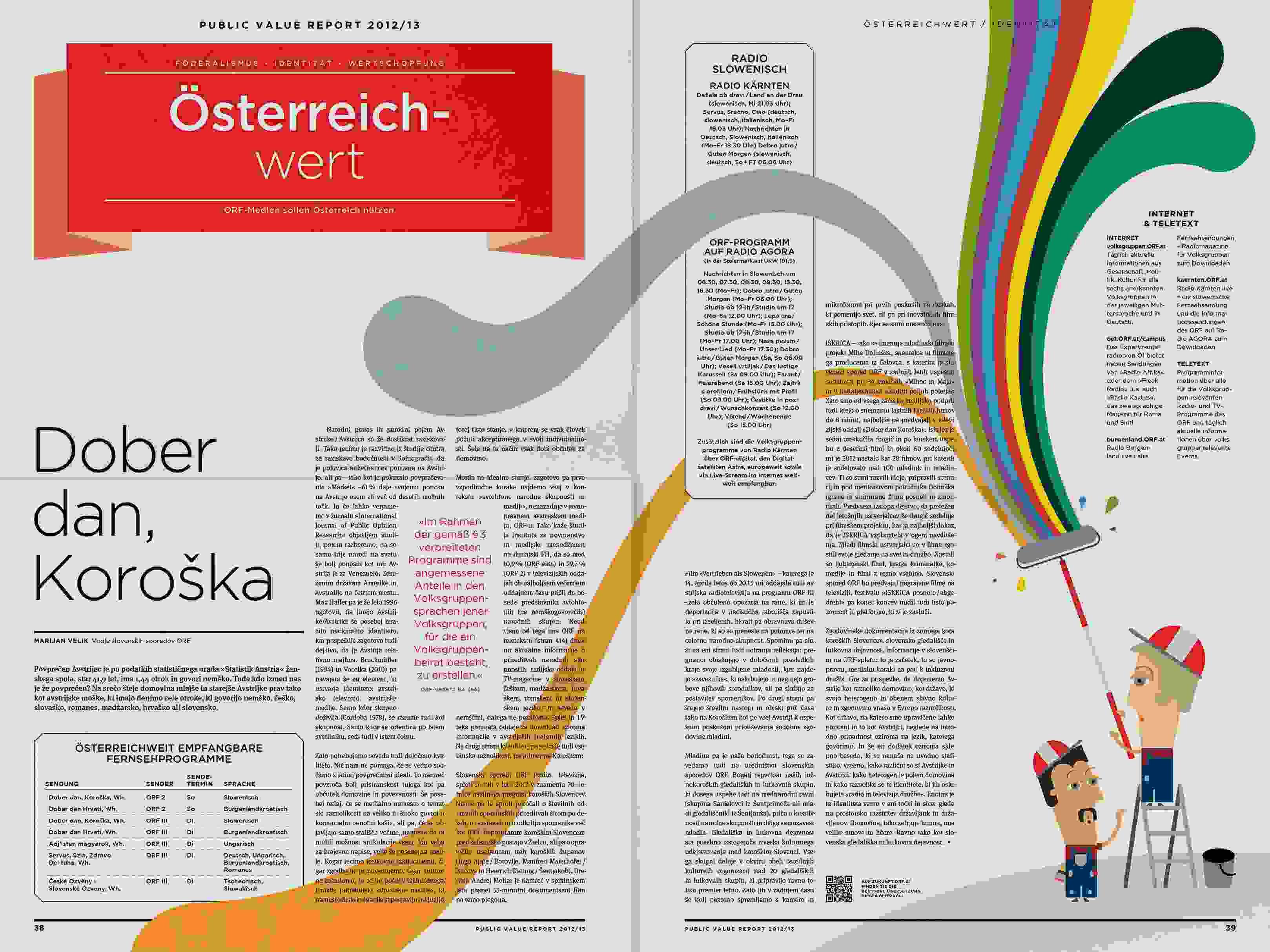 ORF PV 13 flat Dummy Zeitung Doppelseite 12
