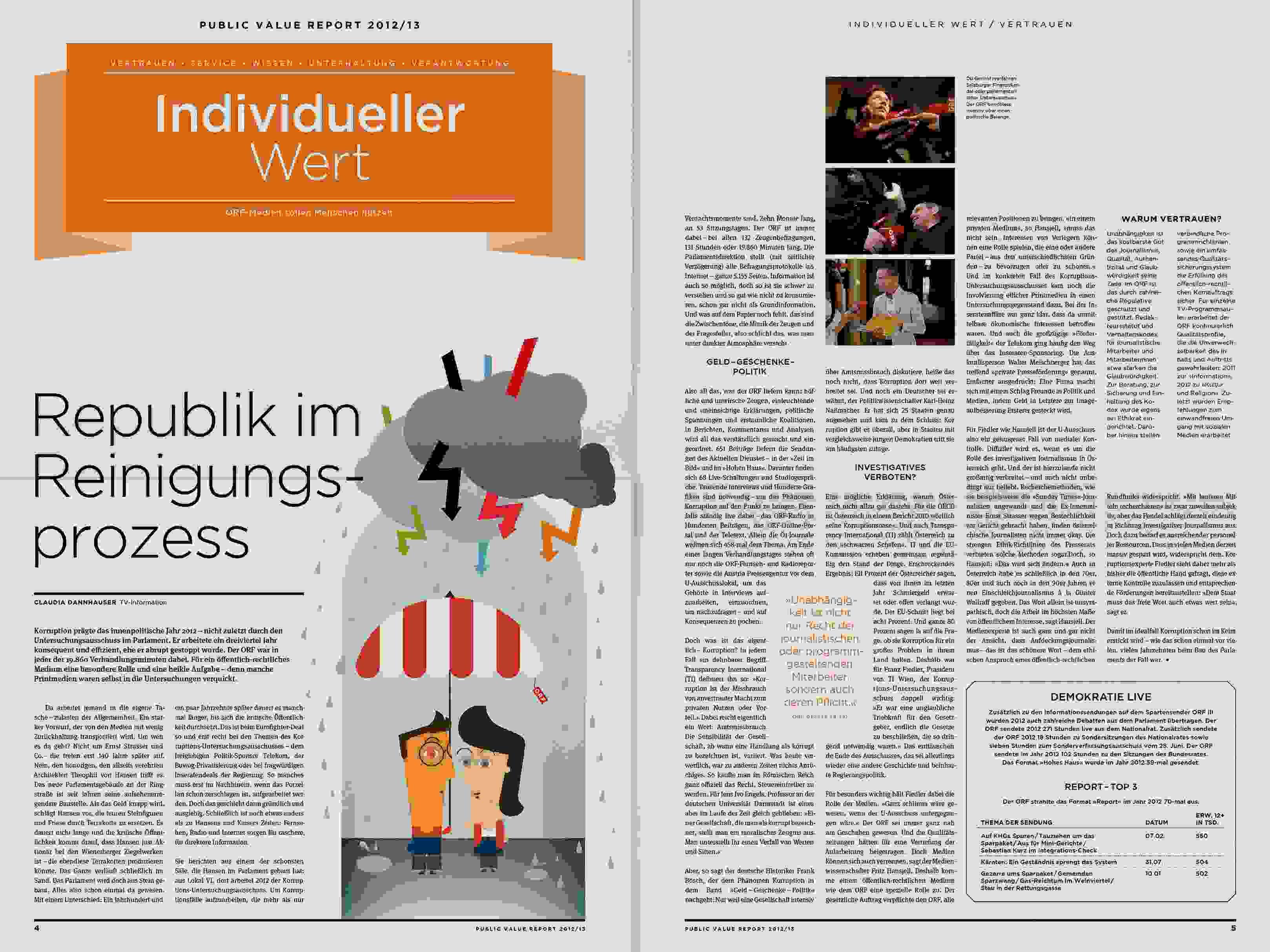 ORF PV 13 flat Dummy Zeitung Doppelseite 2