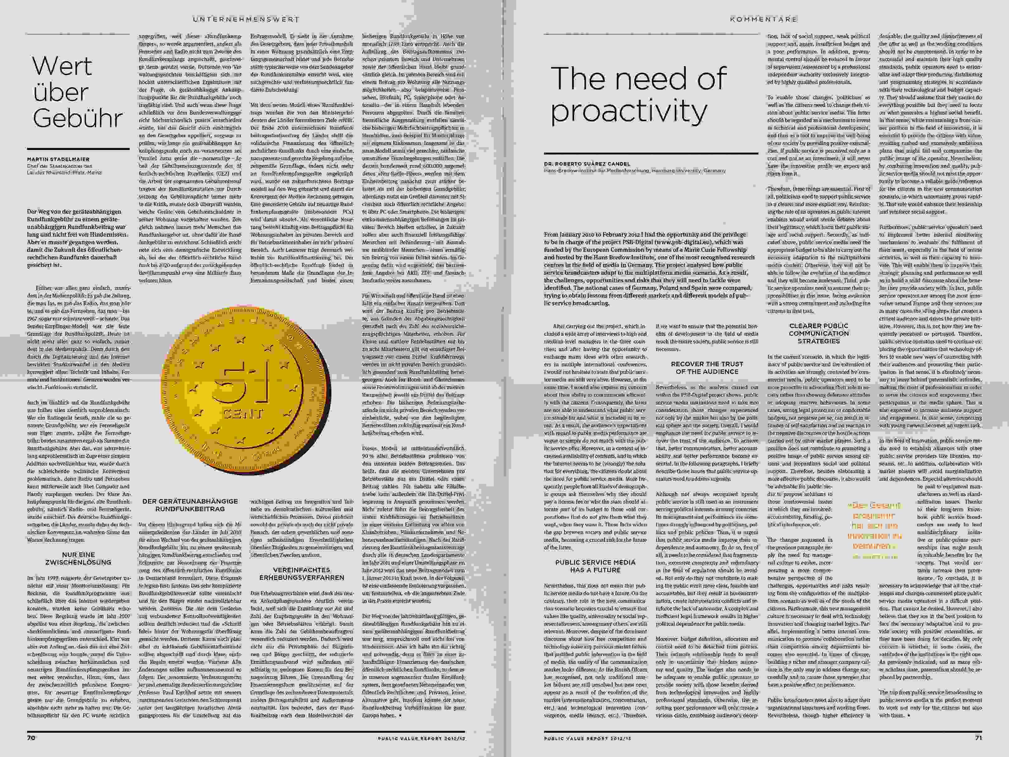 ORF PV 13 flat Dummy Zeitung Doppelseite 25