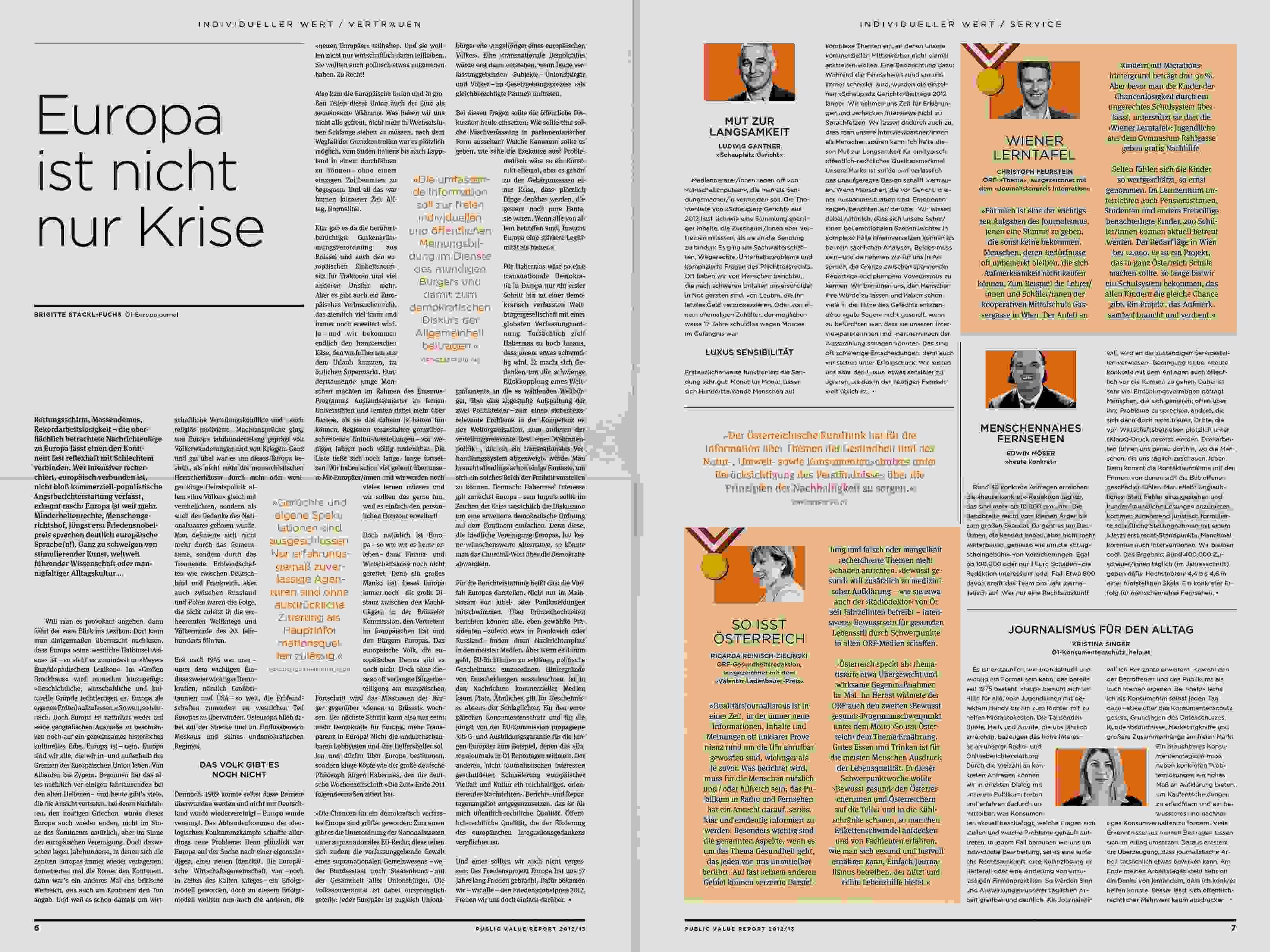 ORF PV 13 flat Dummy Zeitung Doppelseite 3