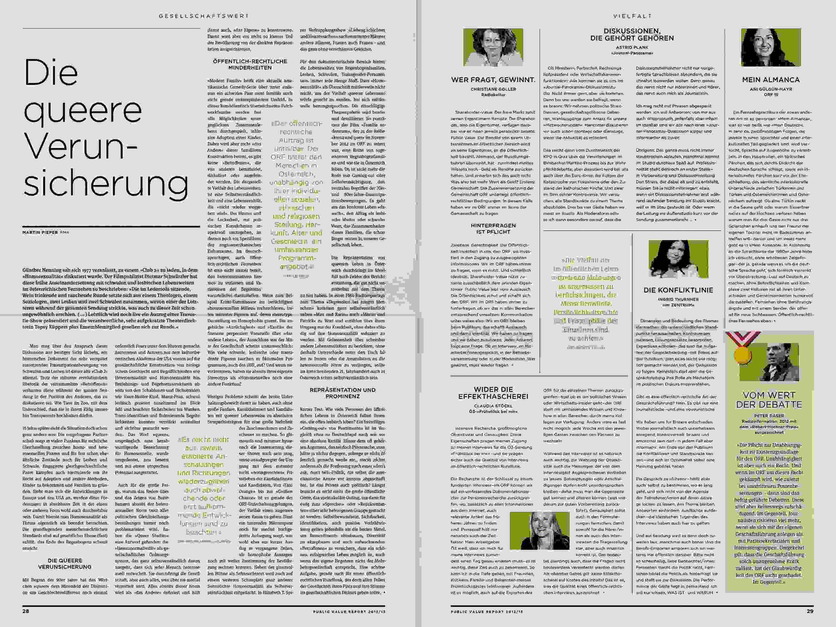 ORF PV 13 flat Dummy Zeitung Doppelseite 9
