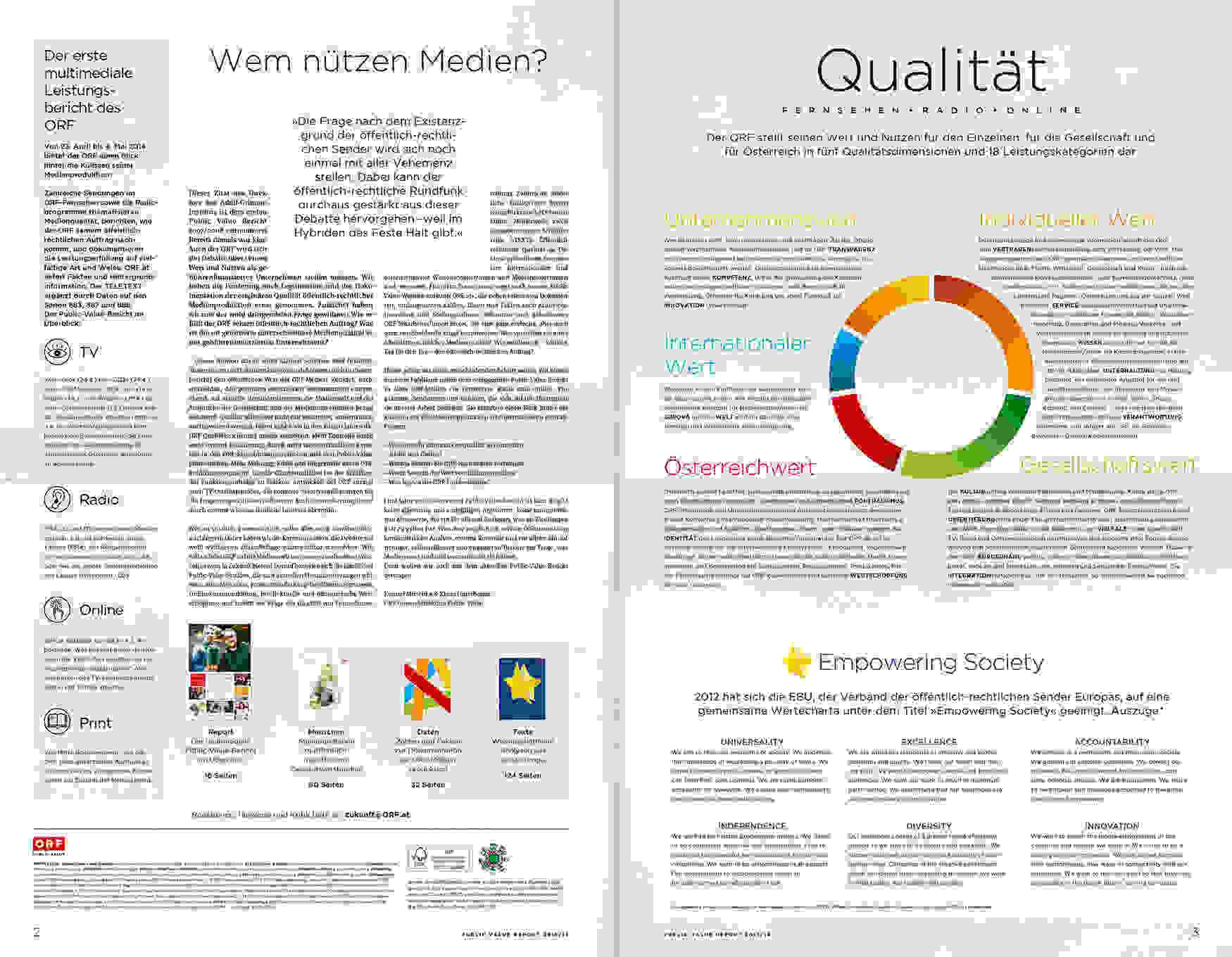 ORF PV 2014 Zeitung Doppelseite 1