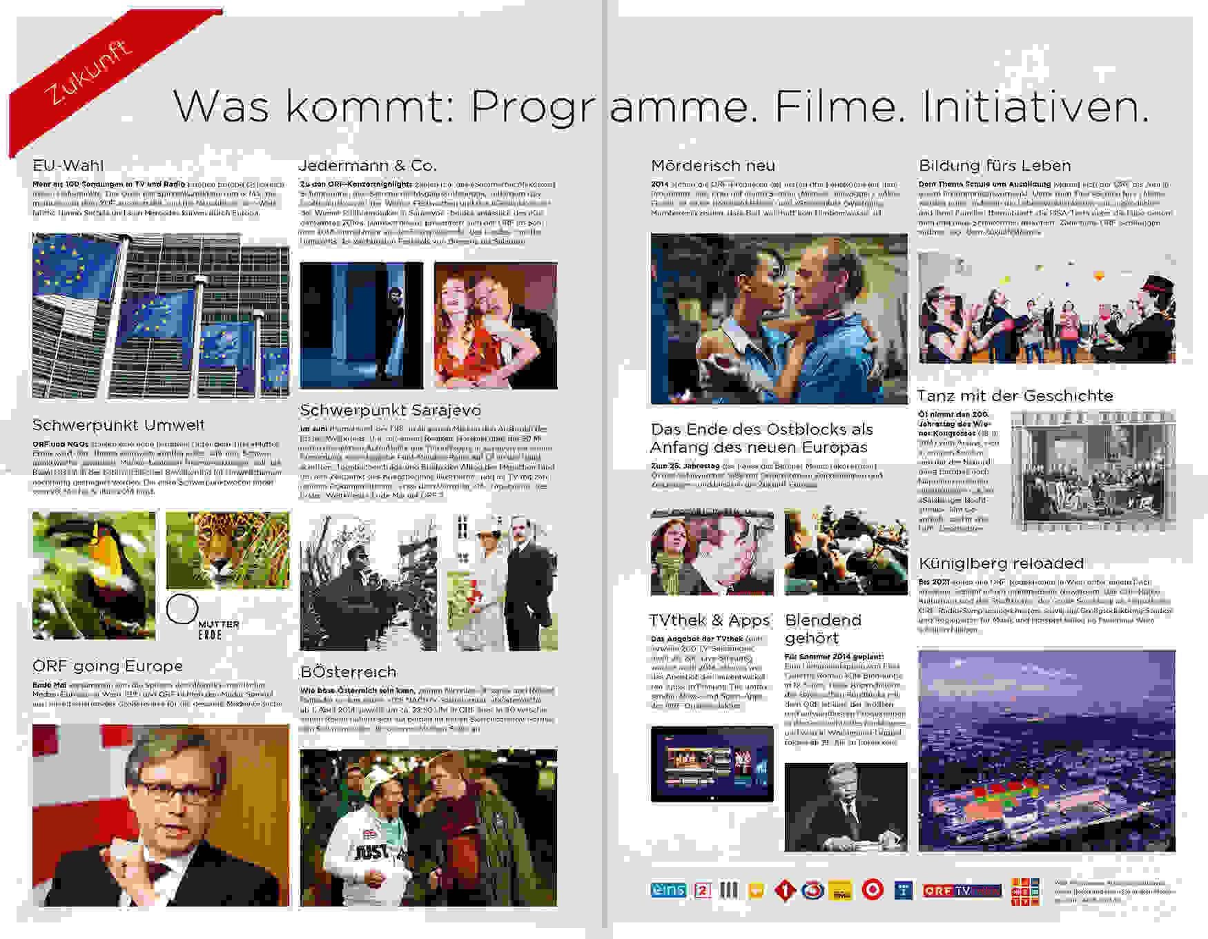 ORF PV 2014 Zeitung Doppelseite 7