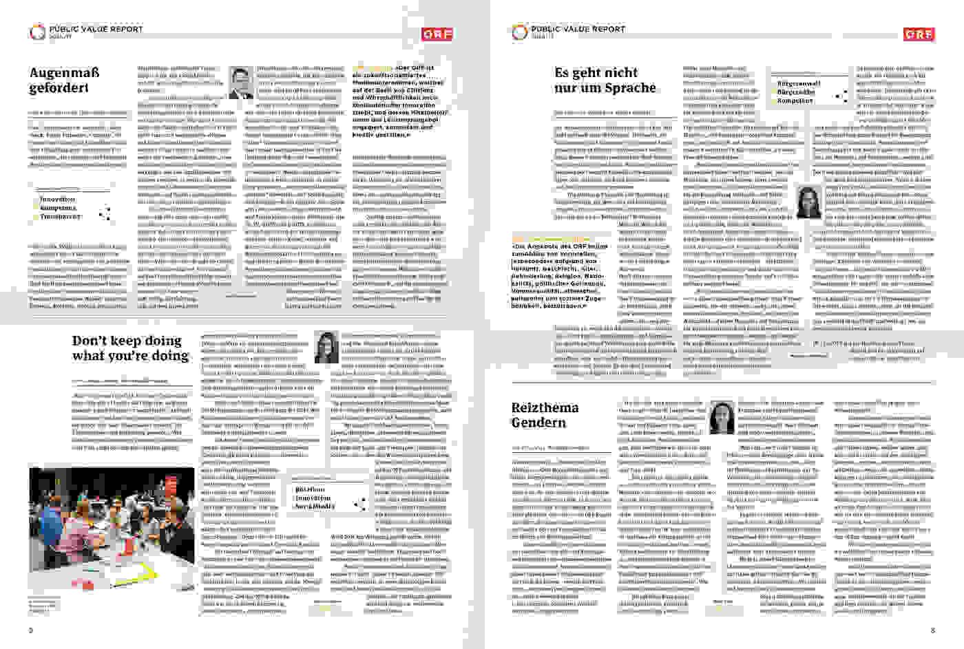 ORF PV 16 17 flat Dummy Zeitung Doppelseite 10