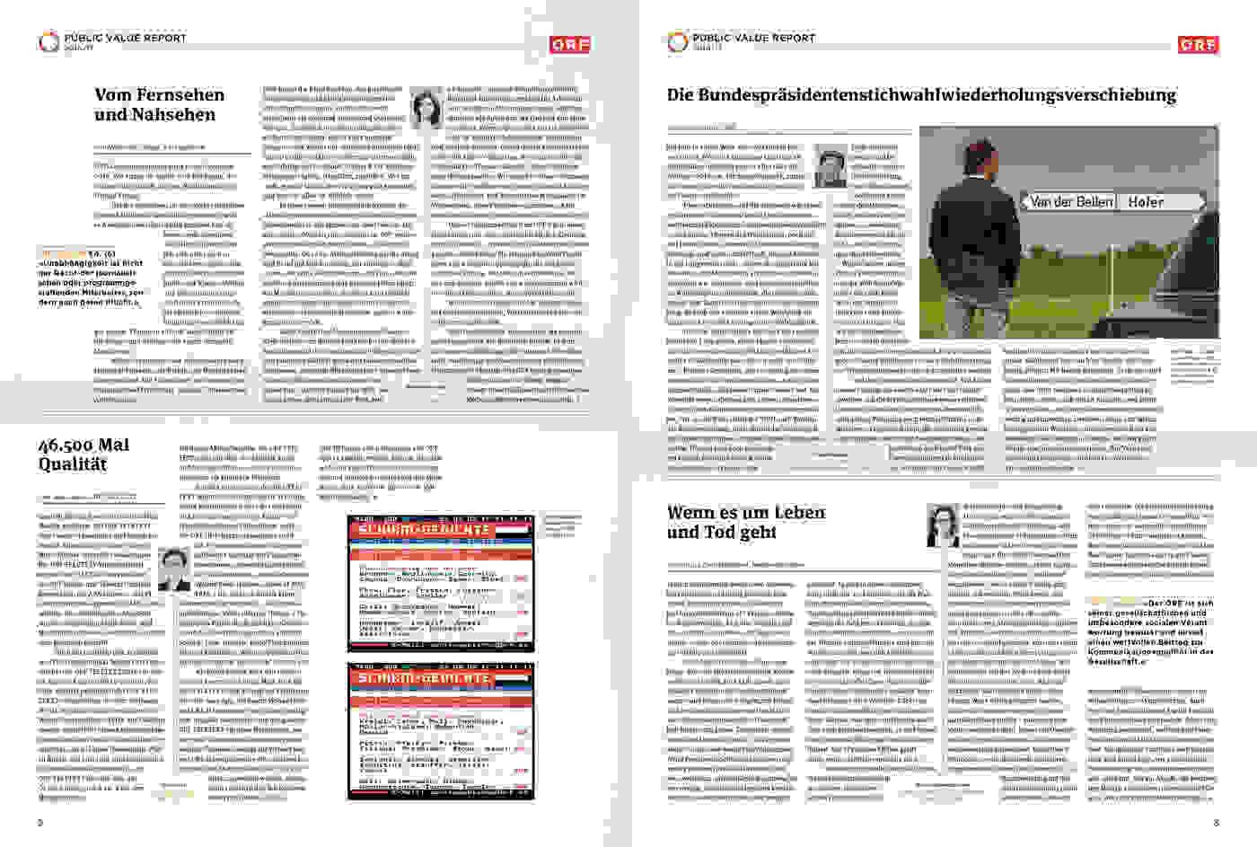 ORF PV 16 17 flat Dummy Zeitung Doppelseite 2