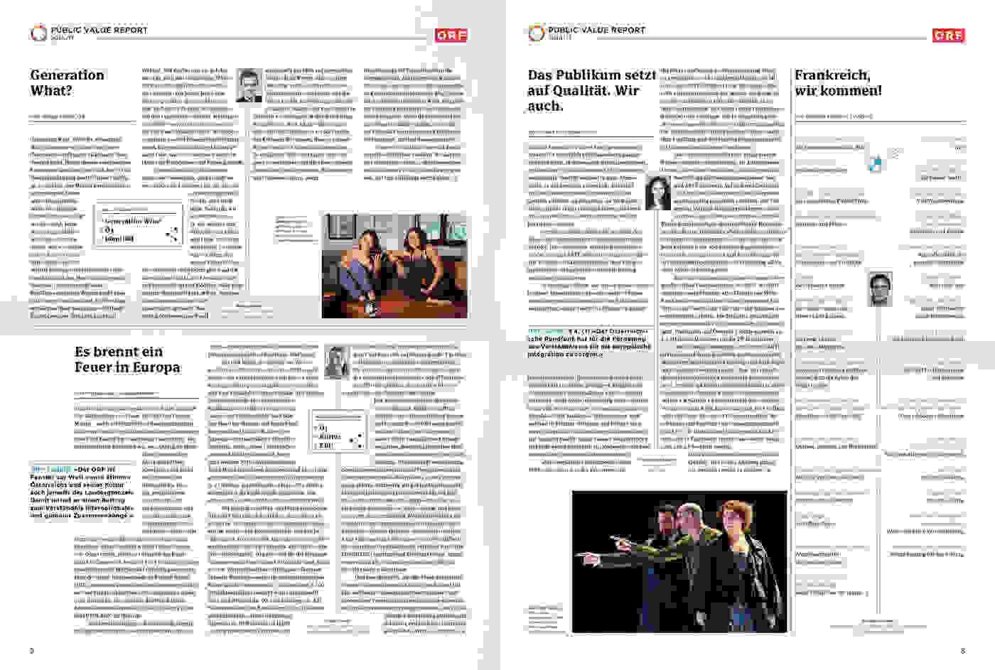 ORF PV 16 17 flat Dummy Zeitung Doppelseite 8