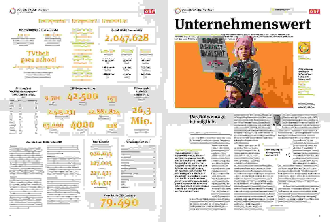 ORF PV 16 17 flat Dummy Zeitung Doppelseite 9