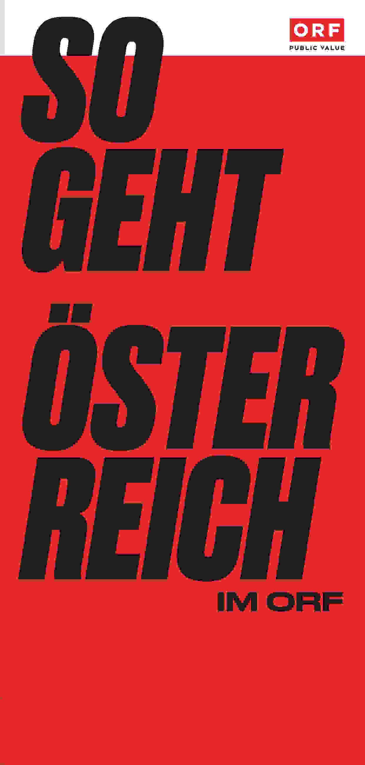 ORF PV 2020 Slider Cover Oesterreich